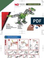 Manual de Meccanosaurio