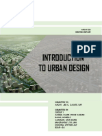 Introduction to Urban Design Revised