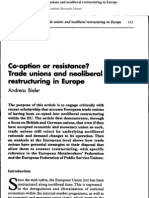 268 Bieler Co-option or resistance neoliberal restructuring