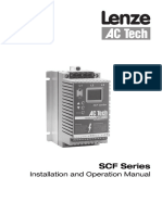 AC Tech SCF Inverter Manual