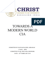 European Identities in Bangalore