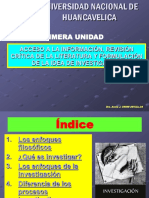 SESION N° 1 - PARADIGMAS DE LA INVESTIGACION