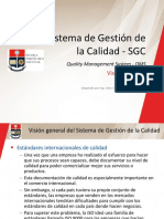 4 SGC Overview