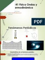 Fenómenos Periódicos, Semana 04-03-2019