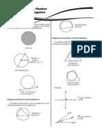 Geometria Circunferencia Puntos Notables Primero Secundaria