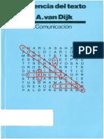 Van Dijk - La ciencia del texto.pdf