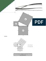 Geometria Problemas de Pitagoras Primero Secundaria