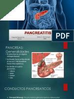 Exposicion Cirugia Pancreatitis