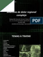 Síndrome de dolor regional complejo 2