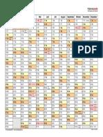 Kalender 2019 Querformat (1)
