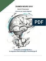 Resumen Neuro B 2018 - Parcial 2 Integrado Parte I.pdf