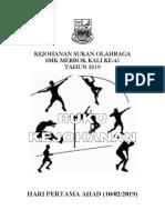 00 Cover Buku Kejohanan Sukan Olahraga Smkm 2019