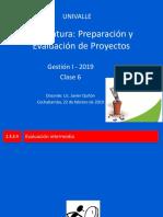 Clase 6 - PEP - 22 2 2019