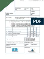 CEMS Operating & Maintenance Manual