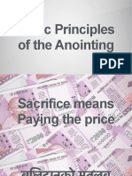 Anointing 3