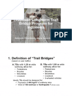 trail bridge UNOP