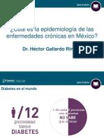 Epidemiología Diabetes