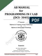C Programming Lab