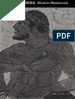 Martin Heidegger_ Carlos Masmela - Parménides (2005, Akal).pdf