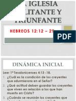 La Iglesia Militante y Triunfante