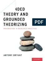 Grounded theory and grounded theorizing  pragmatism in research practice Bryant Antony 2017.pdf
