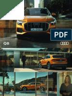 Audis1714 Audi q8 Brochure 2019