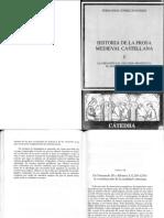 HISTORIA de LA PROSA MEDIEVAL CASTELLANA I-A (Cap. III de Fernando III a Alfonso X (1230-1255). La Construcción de La Realidad Cortesana)