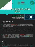 DISEÑO DE CUADRO LATINO (DCL).pptx
