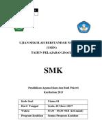 Islam Agama Dan Bp Smk-utama-kur 2013