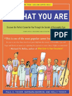 Paul D. Tieger, Barbara Barron & Kelly Tieger - Do What You Are.pdf