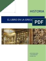 El Libro en La Grecia Clásica