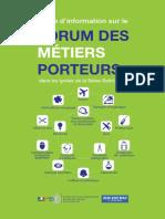 Forum des métiers porteurs de la Seine-Saint-Denis