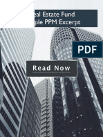 PPM Private Equity Fund Sample