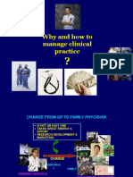 10. Why and How to Manage Clinical Practice