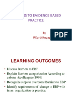 Barriers to ebp.ppt