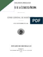 Censo general de Michoacán de 1921.pdf