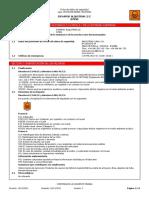 Ficha de Seguridad Dynapok Alquitrán