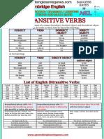 DITRANSITIVE VERBS (LIST) .pdf