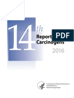 Report on Carcinogens 2016
