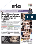 050. Geuria aldizkaria - 2019 martxoa