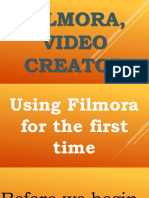 How to Use Filmora to Create Outstanding Videos - Alvin Mapas - Valuable Video Visionary