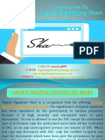 Contact for Urgent Digital Signature Certificate by Digital Signature Mart