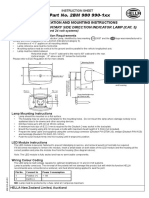 2BM 980 990-1xx Instruction Sheet