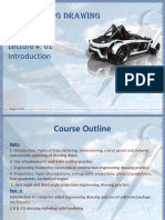 Lecture 01 Introduction Engineering Graphics
