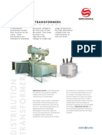 SERVOMAX DTR (Distribution Transformers) PDF