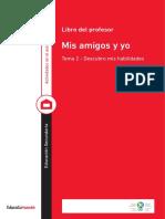 Material Interactivo de Sílabas Para Preescolar y Primaria