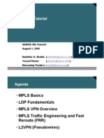 MPLS Tutorial Slides | Multiprotocol Label Switching | Virtual