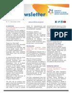 EU Newsletter - December 2018