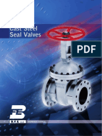 BFE Cast Steel Valves