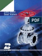 BFE Cast Steel Valves